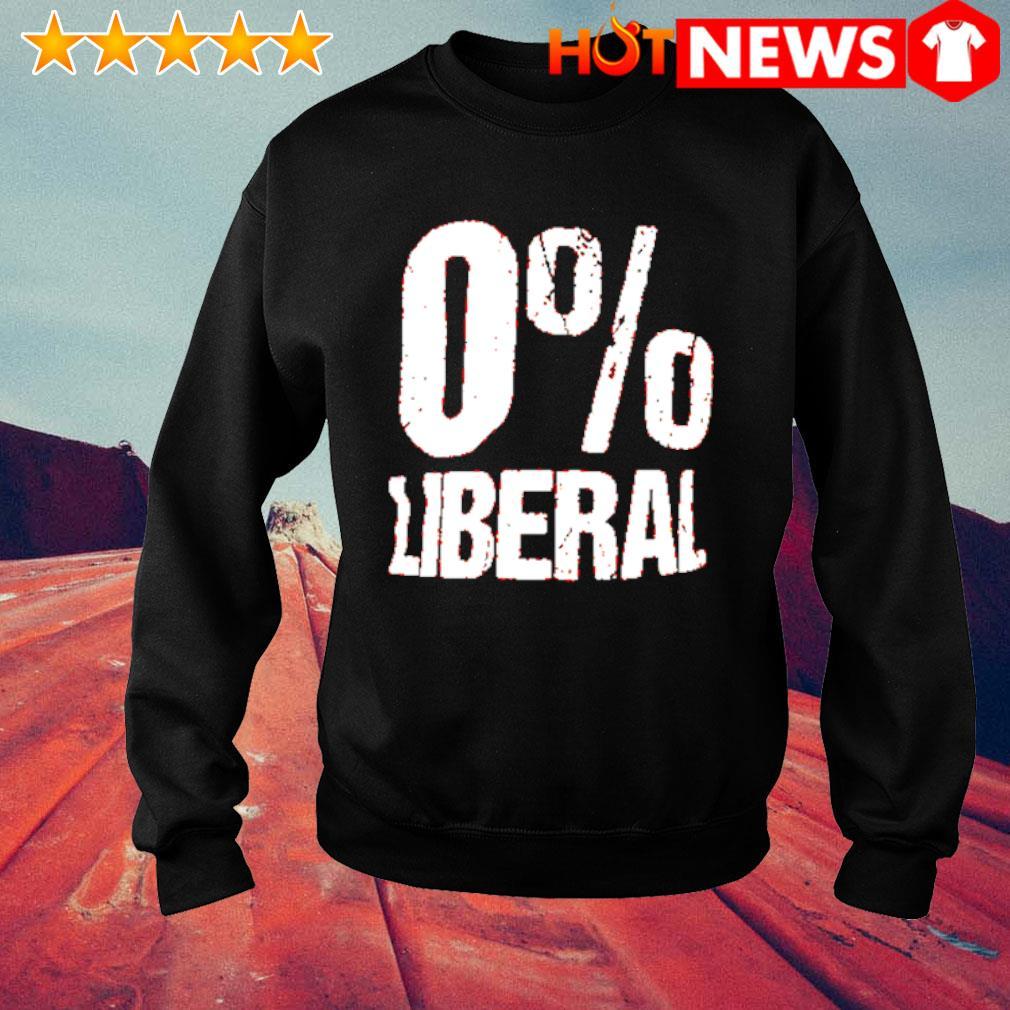 0% Liberal s sweater
