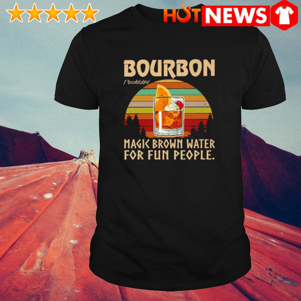 Bourbon definition meaning magk brown water for run people vintage shirt