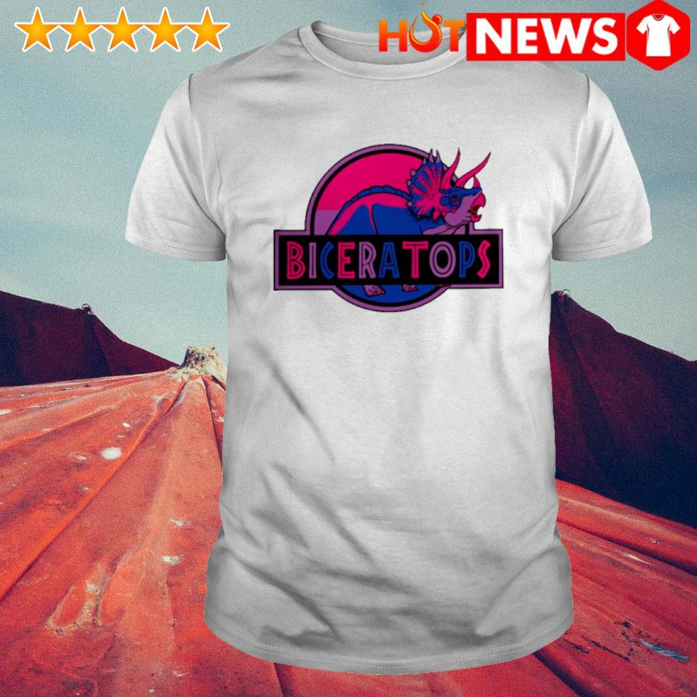 LGBT Biceratops shirt