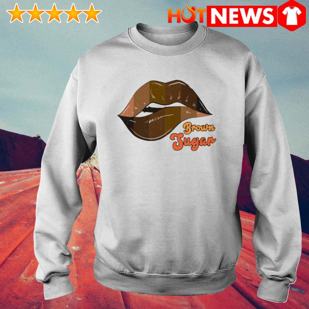 Sexy lips Brown Sugar s 6 HNT Sweat White