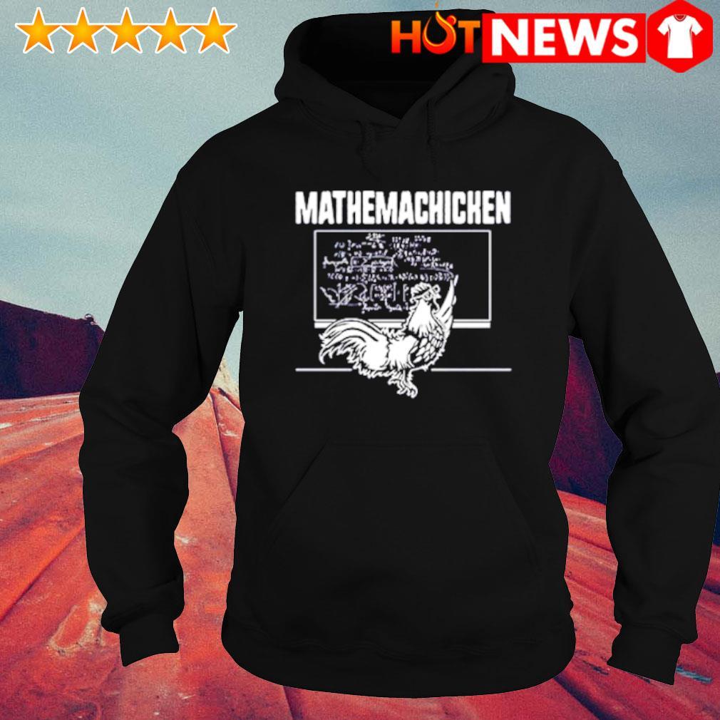 Teacher math chicken mathemachicken s hoodie