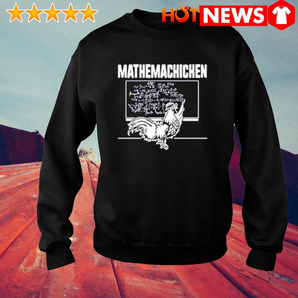 Teacher math chicken mathemachicken s sweater