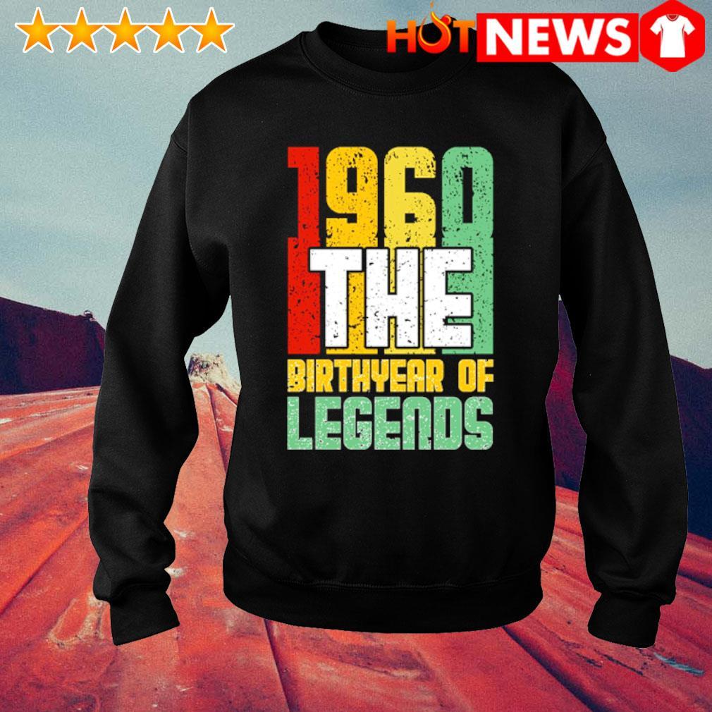 1960 the birth year of legends vintage s sweater
