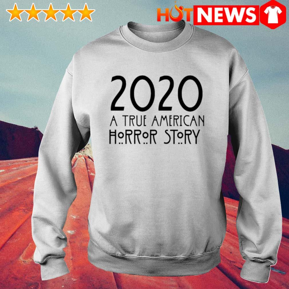 2020 a true American horror story s 6 HNT Sweat White