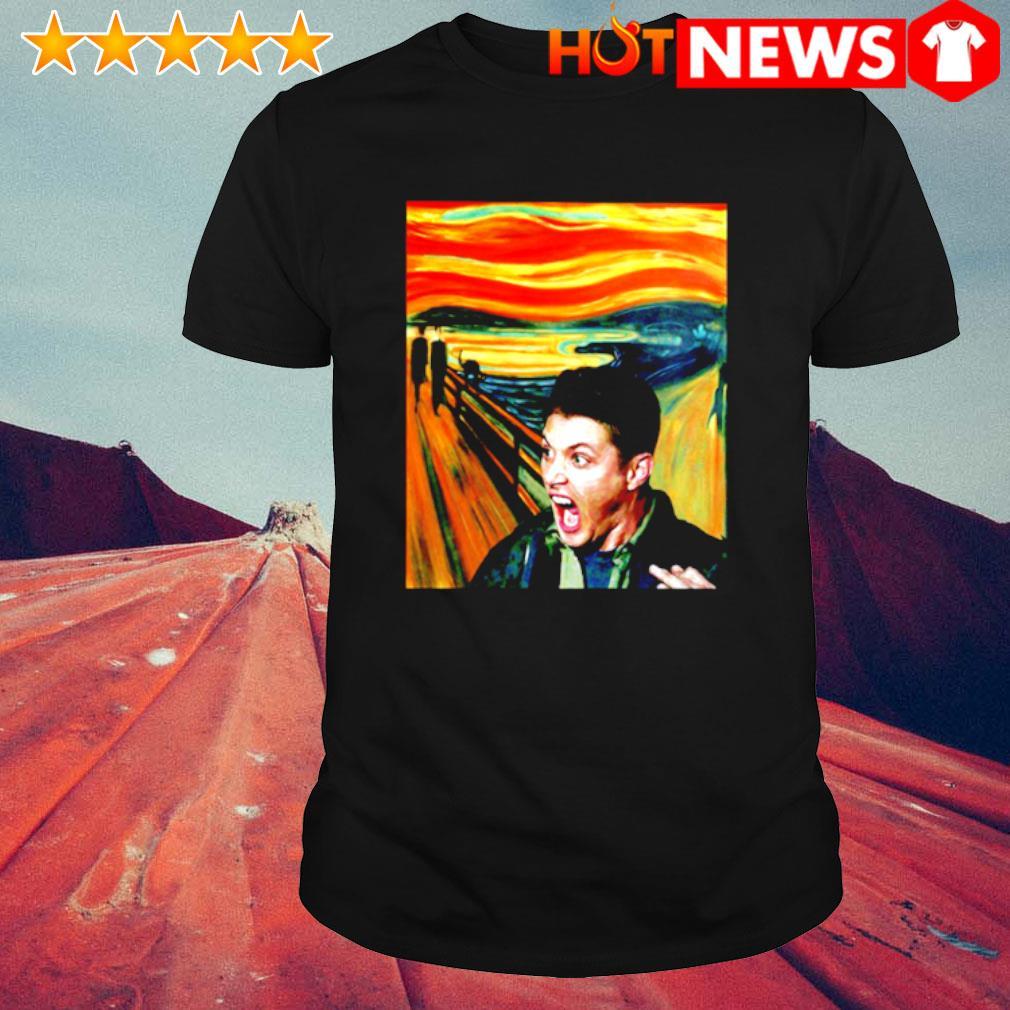 Dean Winchester scream shirt