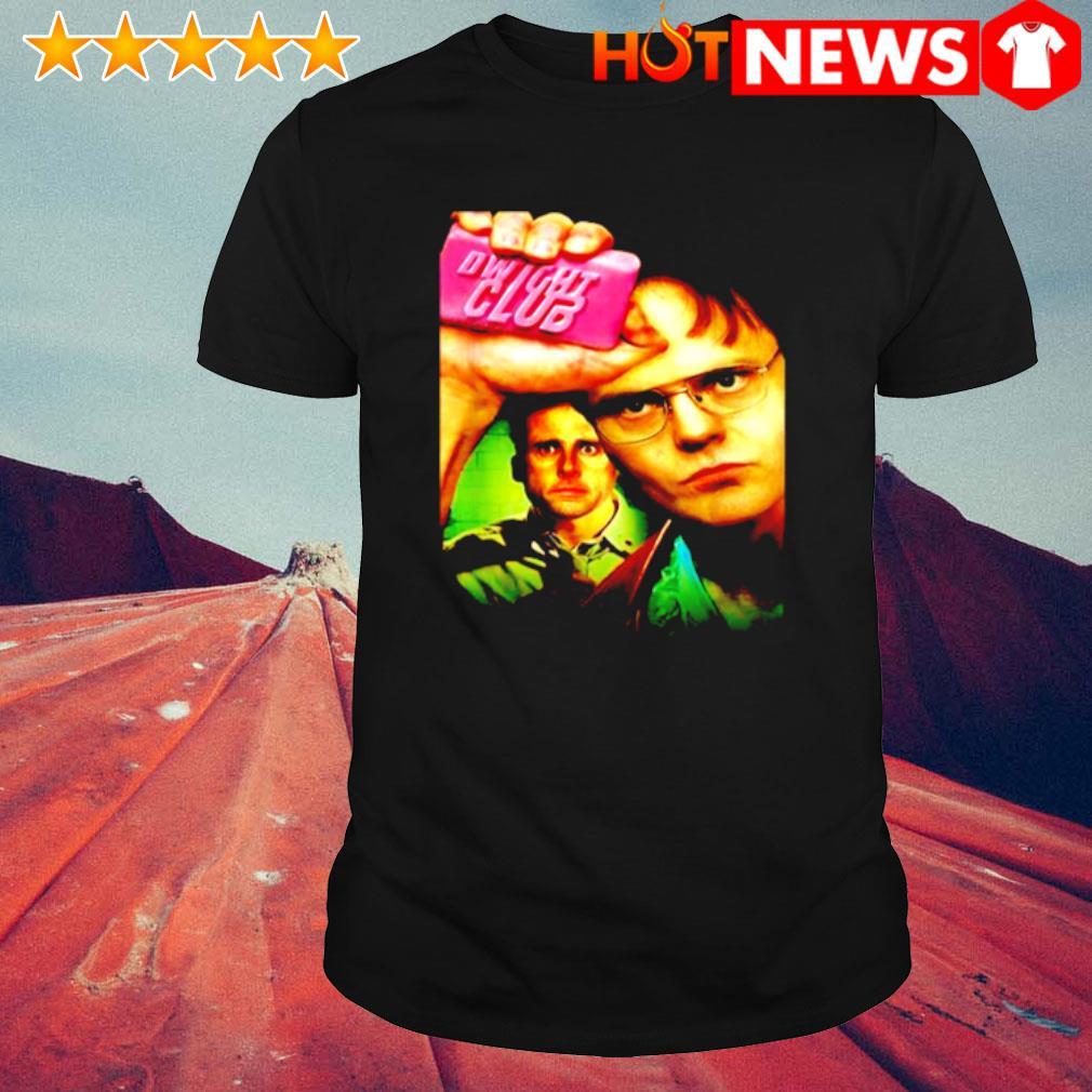 Dwight Schrute Fight Club movie shirt