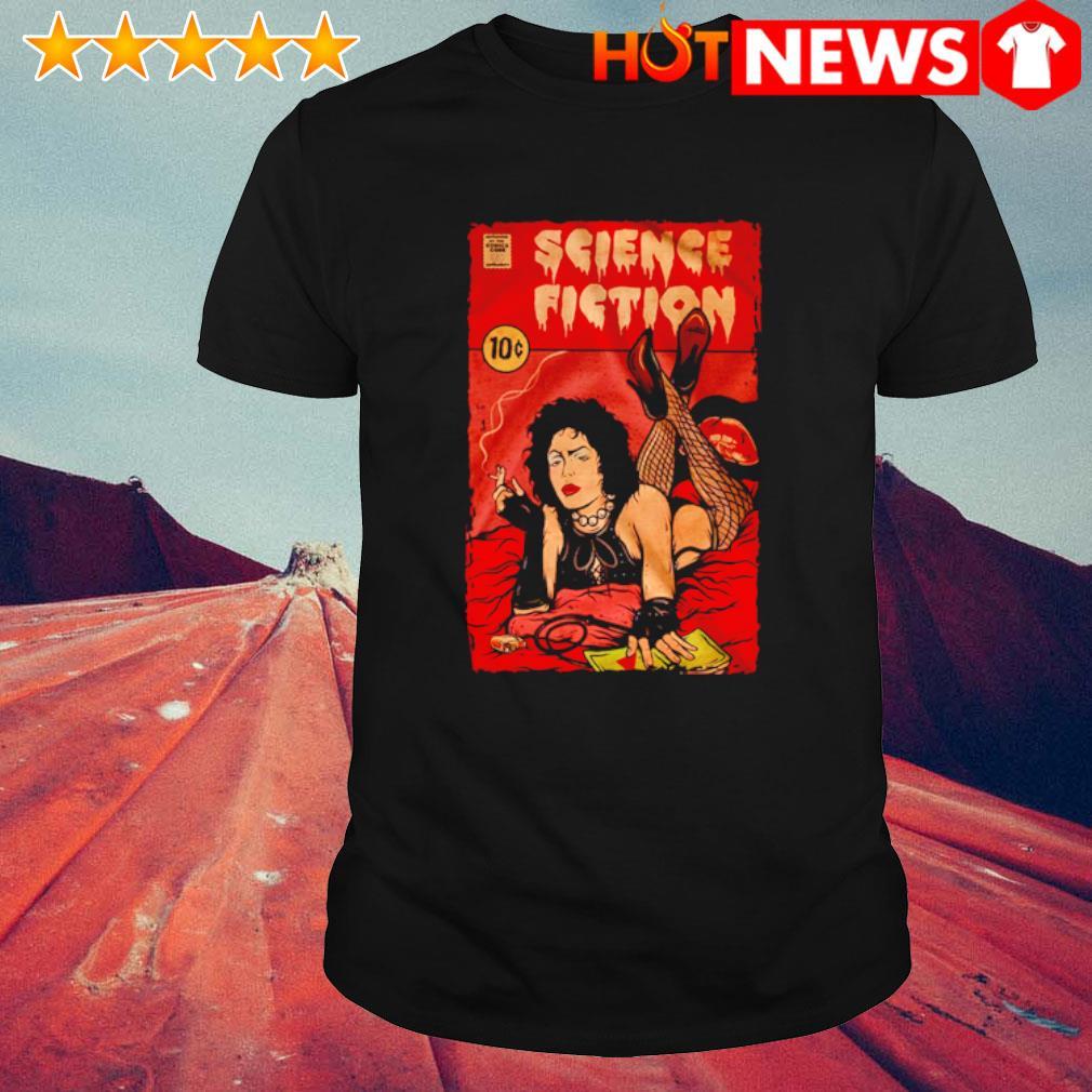 Frank N. Furter science fiction shirt