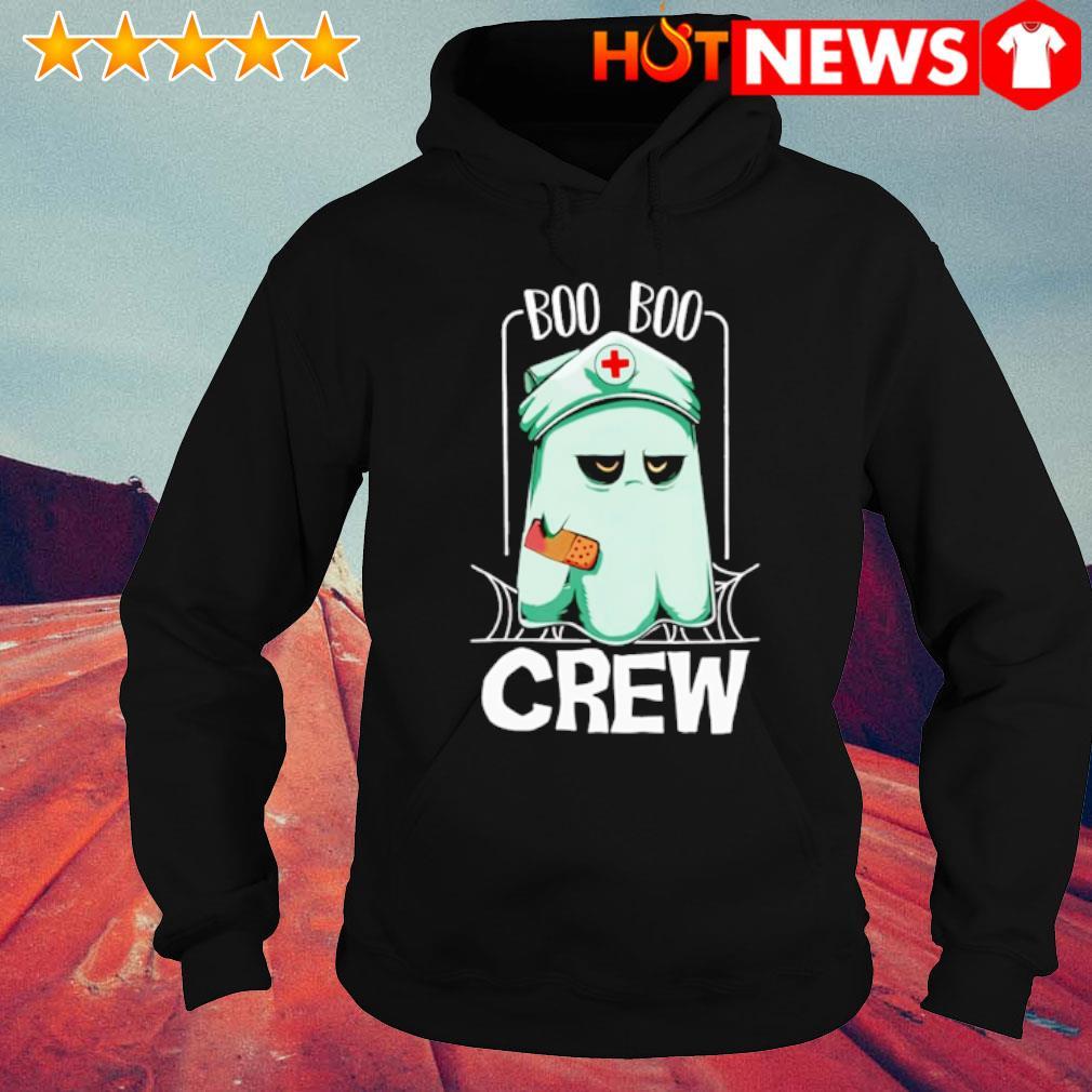 Nurse boo boo crew s hoodie