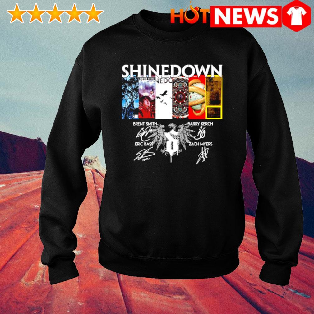 Shinedown 19th Anniversary 2001 2020 signature s sweater