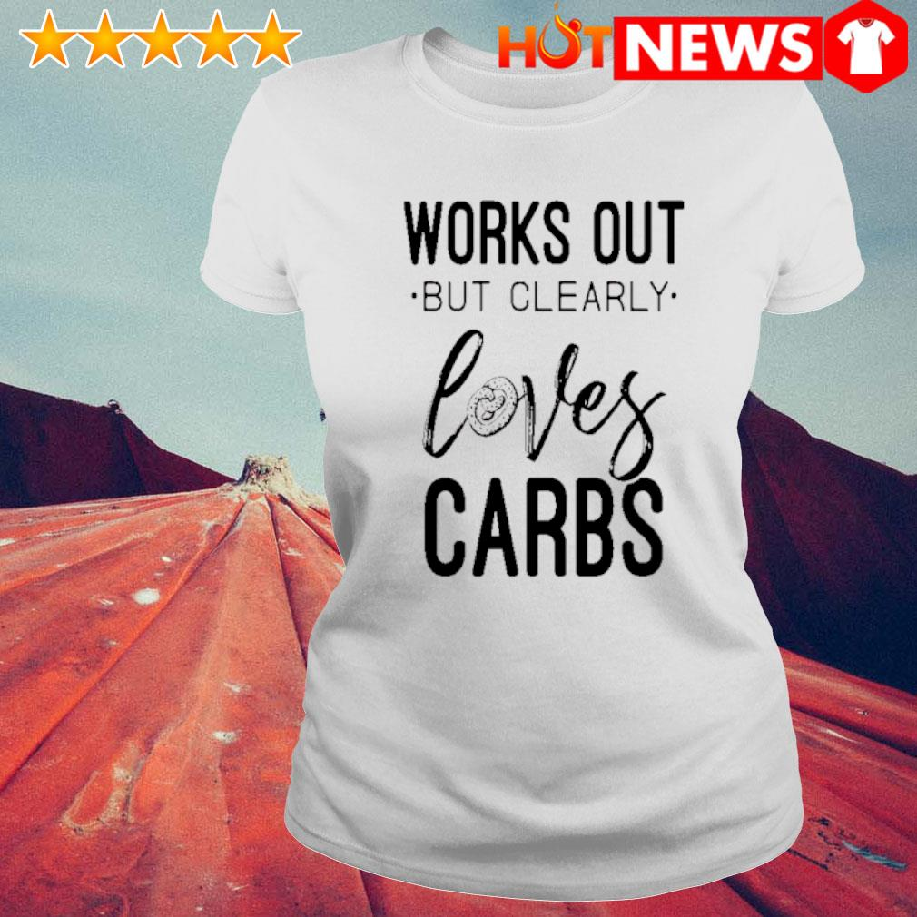 Works out but clearly loves carbs s 6 HNT Ladie White