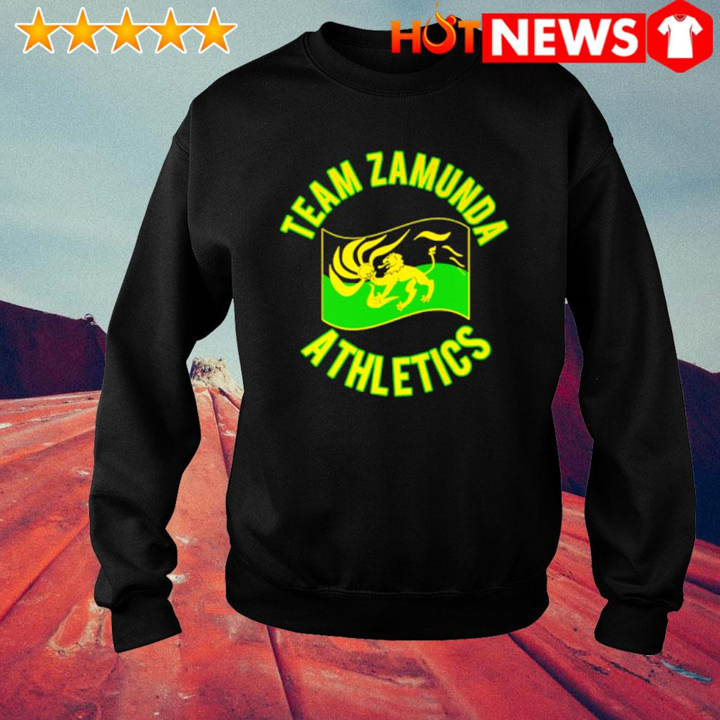 Team zamunda athletics s sweater
