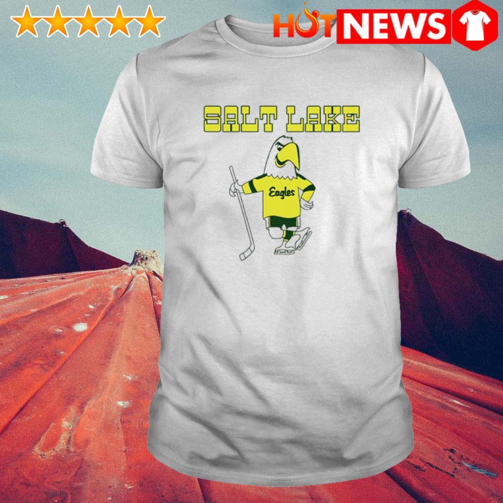 Salt Lake Golden Eagles Hockey shirt