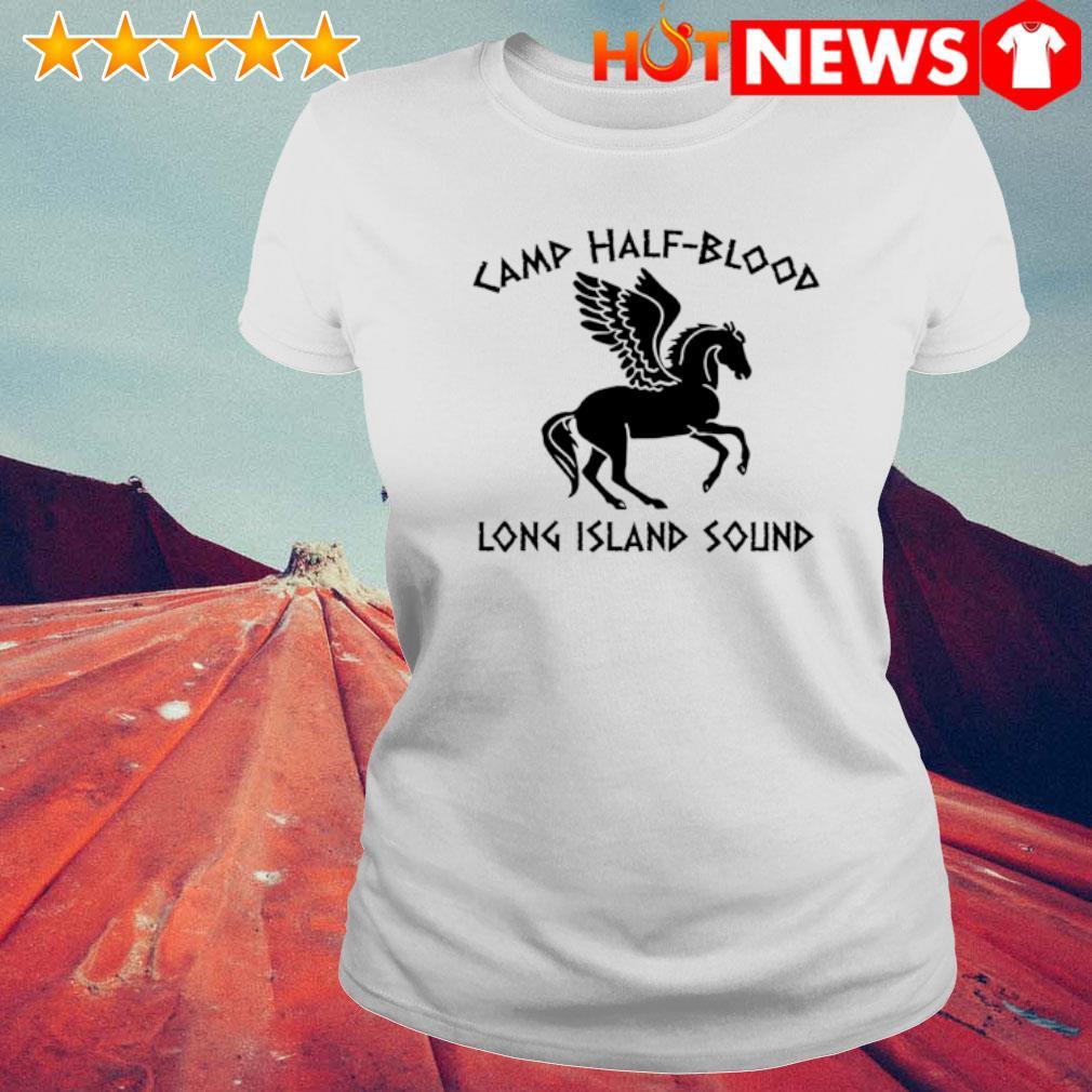 Horse camp half blood long Island sound s 6 HNT Ladie White
