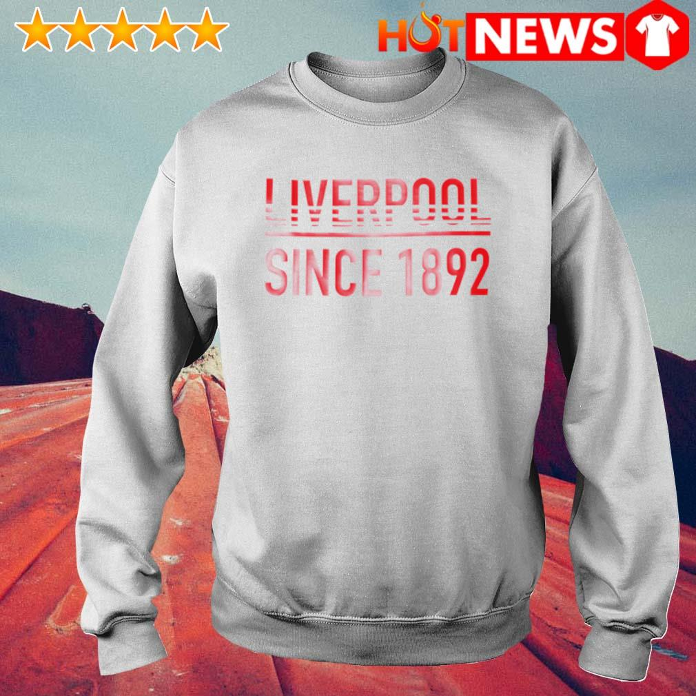 Liverpool since 1892 s 6 HNT Sweat White