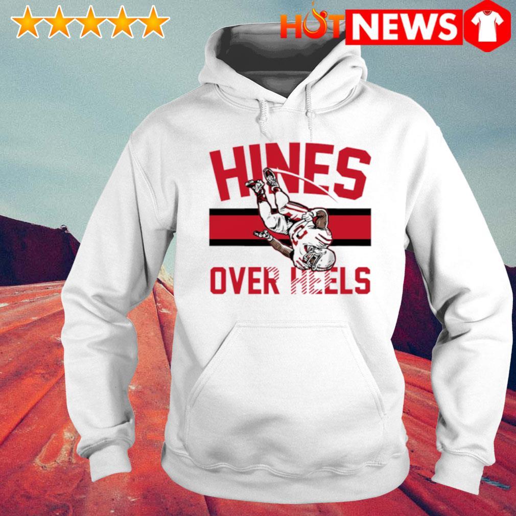 Nyheim Hines over heels s 6 HNT Hoodie White