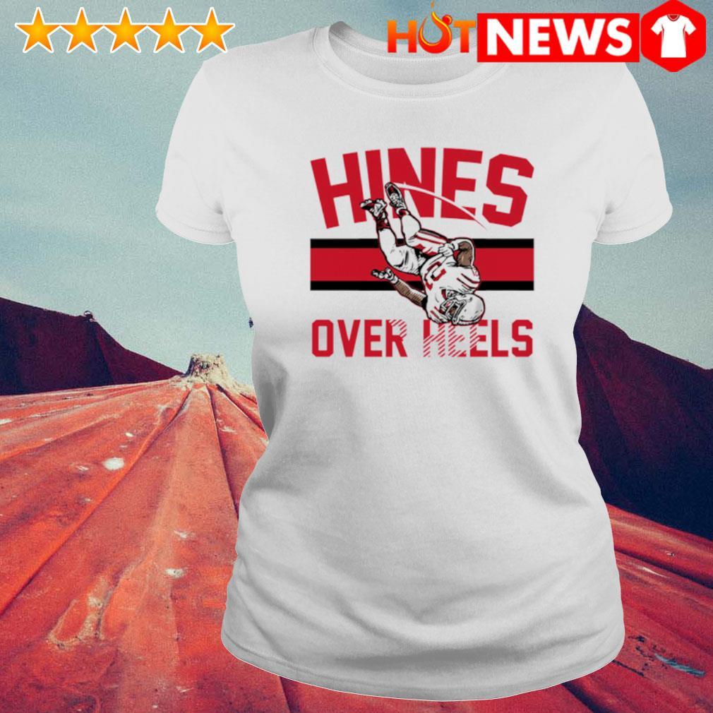 Nyheim Hines over heels s 6 HNT Ladie White